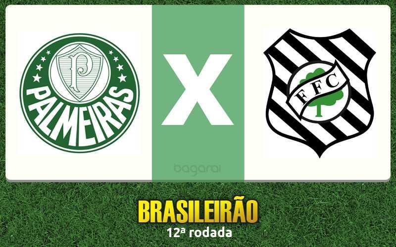 Campeonato Brasileiro 2016: Palmeiras faz 4 no Figueirense pela 12ª rodada