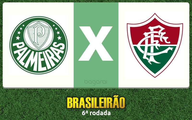 Brasileirão 2017: Palmeiras vence Fluminense pela 6ª rodada