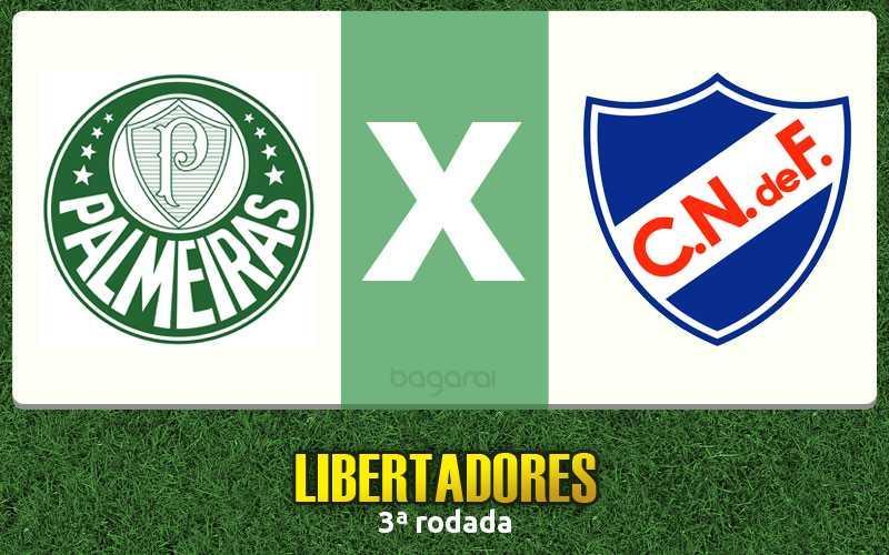 Resultado do jogo pela Libertadores 2016: Palmeiras perde para o Nacional-URU