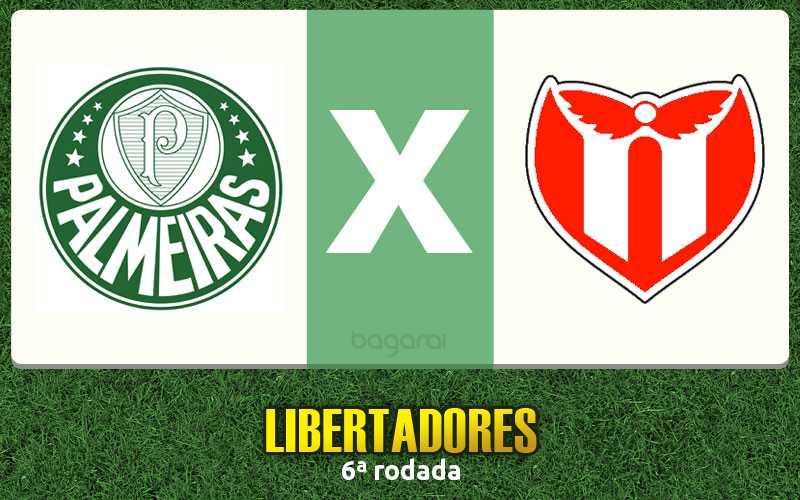 Resultado do jogo: Palmeiras vence mas está fora da Libertadores 2016
