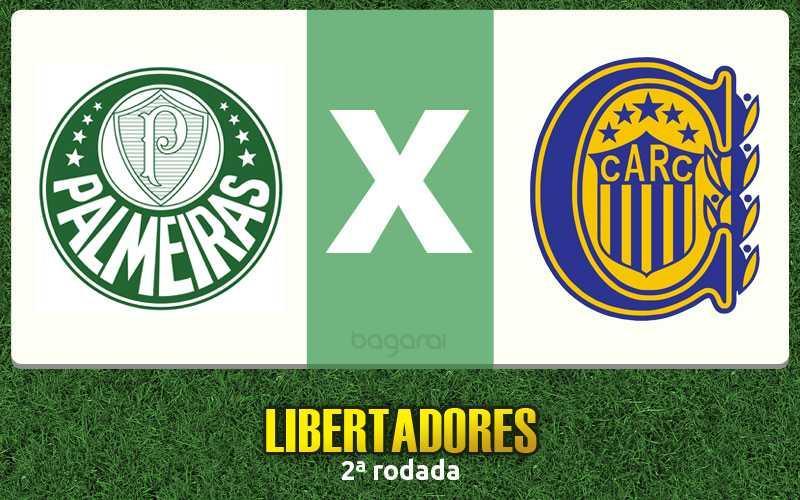 Resultado do jogo: Palmeiras vence Rosario Central pela Libertadores 2016