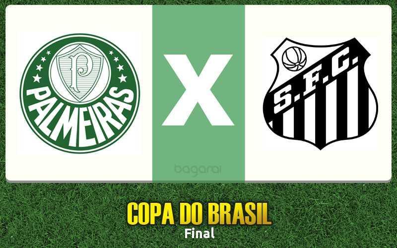 Palmeiras é campeão da Copa do Brasil 2015, resultado do jogo