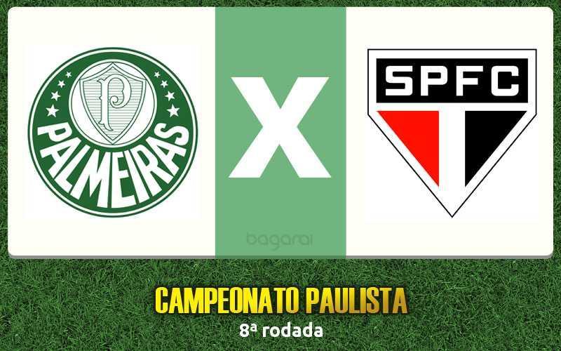 Campeonato Paulista 2017: Palmeiras vence São Paulo FC por 3 a 0