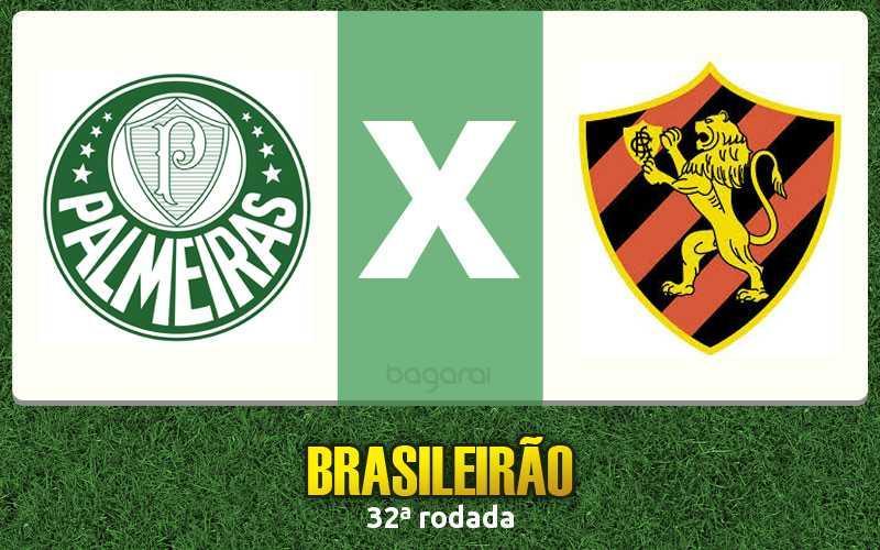 Palmeiras ganha do Sport pelo Brasileirão 2016