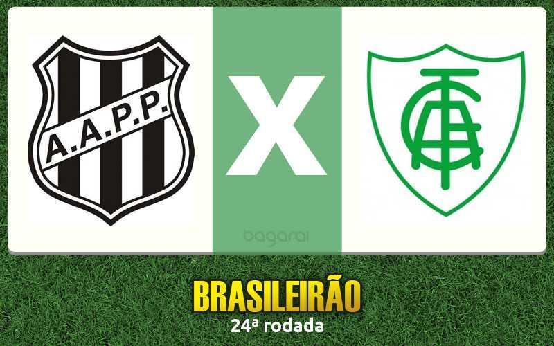 Brasileirão 2016: Ponte Preta e América-MG empatam em 1 a 1