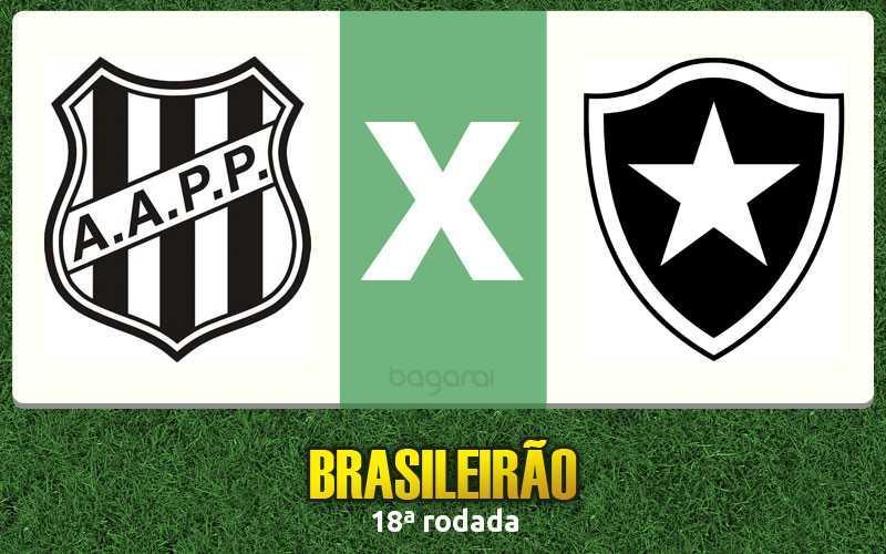 Ponte Preta vence Botafogo pelo Brasileirão 2016
