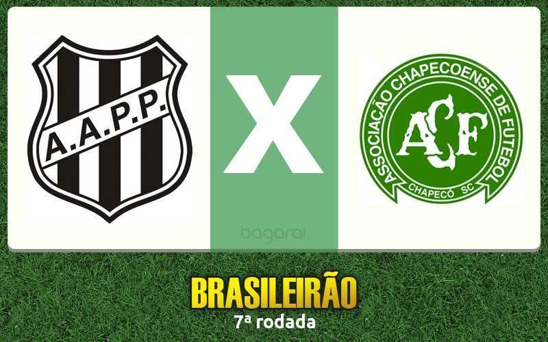 Ponte Preta vence Chapecoense na 7ª rodada do Brasileirão 2016