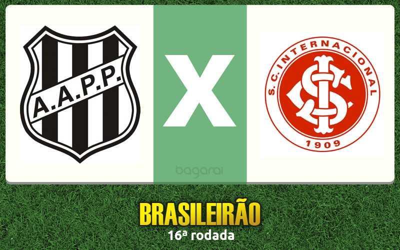 Campeonato Brasileiro 2016: Ponte Preta e Internacional empatam na 16ª rodada