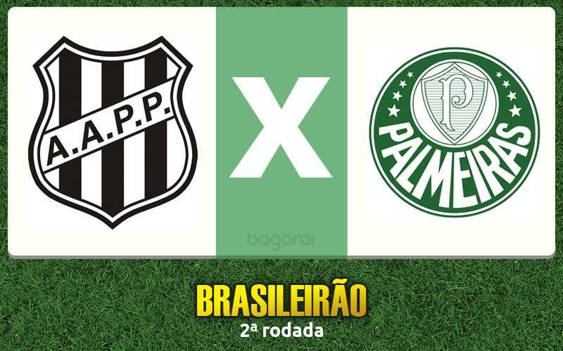 Palmeiras perde para a Ponte pelo Brasileirão 2016