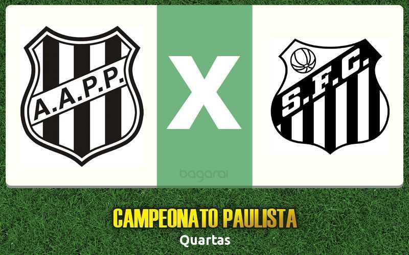 Campeonato Paulista 2017: Ponte Preta vence Santos por 1 a 0