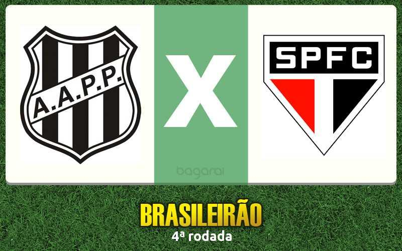 Ponte Preta vence São Paulo FC pelo Brasileirão 2017