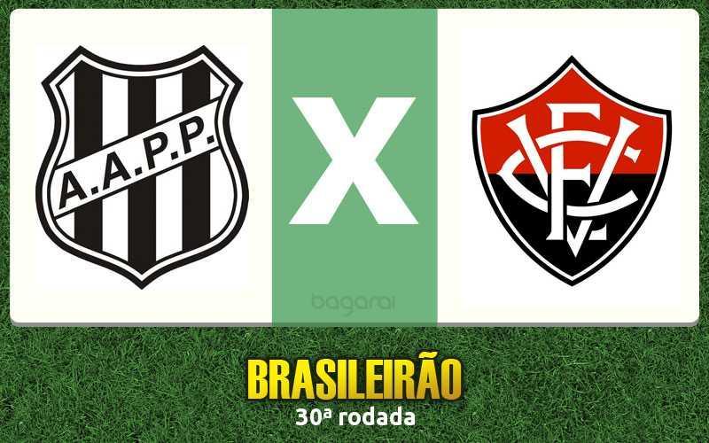 Brasileirão 2016: Ponte Preta ganha do Vitória por 2 a 0