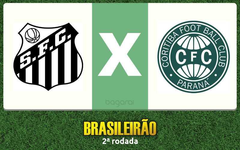 Brasileirão 2016: assistir Santos e Coritiba, acompanhe futebol online