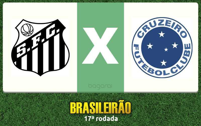 Brasileirão 2016: Santos marca 2 no Cruzeiro