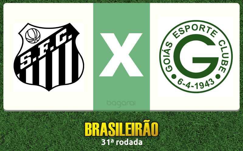 Santos FC ganhou do Goiás pelo Brasileirão 2015