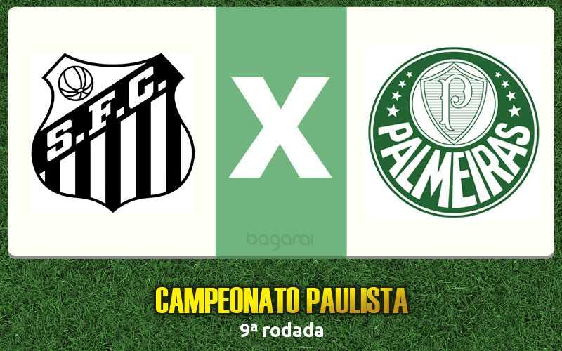 Assistir Santos FC e Palmeiras pelo Campeonato Paulista 2017, Resultado do jogo