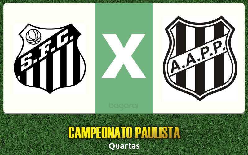 Ponte Preta enfrentará Palmeiras na semifinal do Campeonato Paulista 2017