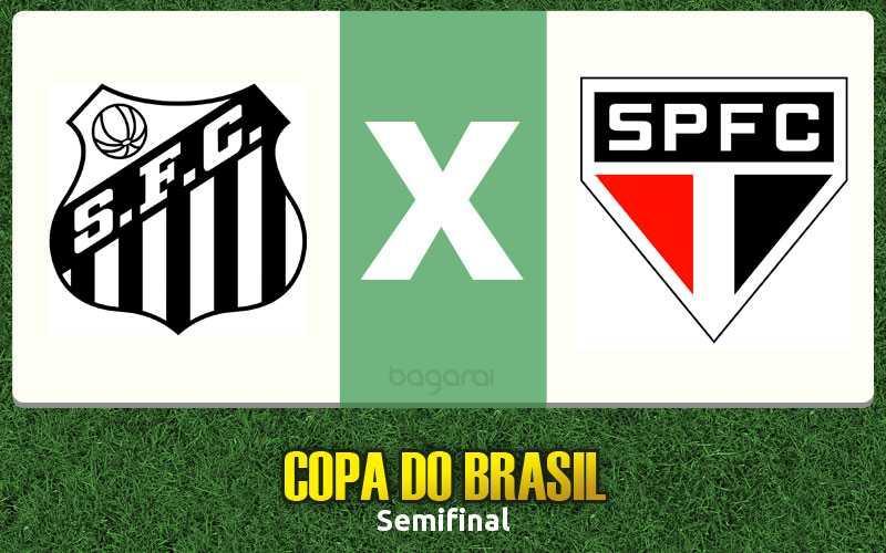 Santos FC vence SPFC e segue pela Copa do Brasil 2015, Resultado do jogo