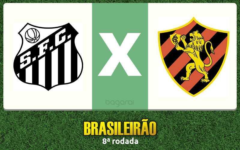 Santos faz 2 no Sport pelo Brasileirão 2016