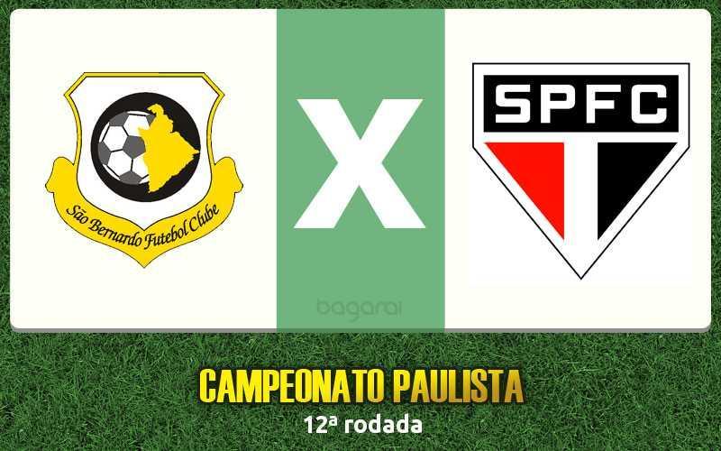 Campeonato Paulista 2017: São Paulo FC vence São Bernardo