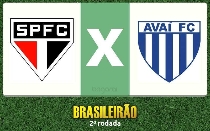 Brasileirão 2017: assistir São Paulo FC e AVAí, acompanhe futebol online