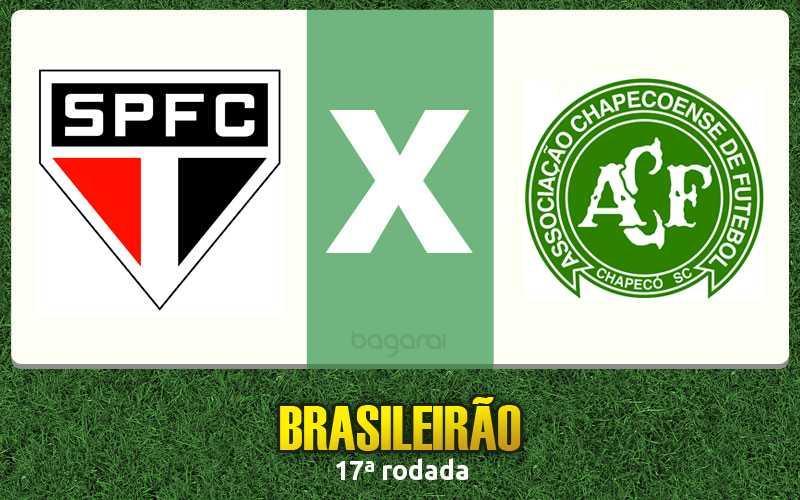 São Paulo FC e Chapecoense empatam pelo Brasileirão 2016, Resultado do jogo
