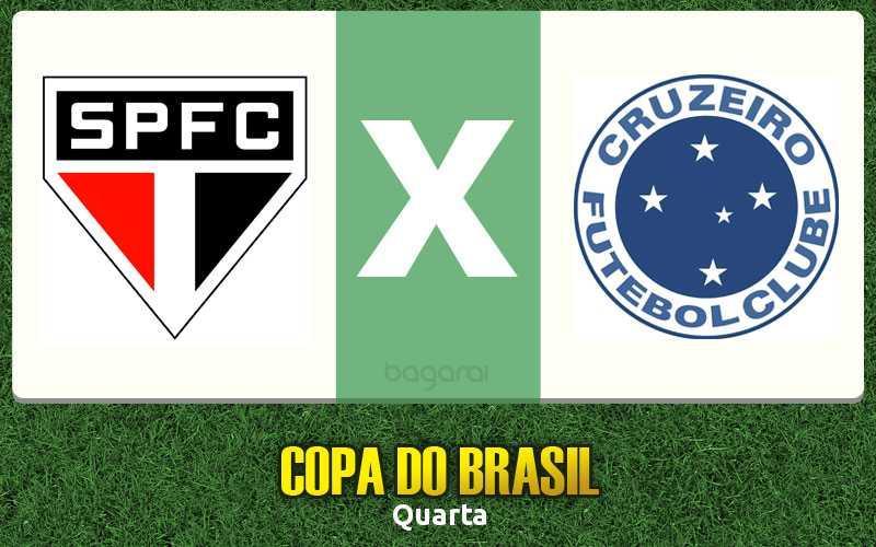 Copa do Brasil 2017: Cruzeiro vence São Paulo FC