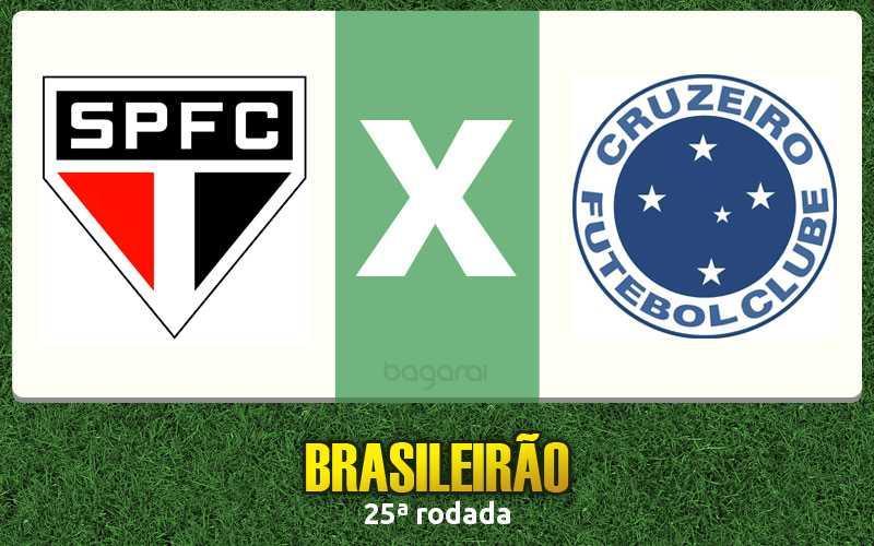 Brasileirão 2016: São Paulo FC ganha do Cruzeiro pela 25ª rodada