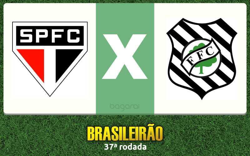 São Paulo vira sobre o Figueirense no Brasileirão 2015 e sonha com Libertadores