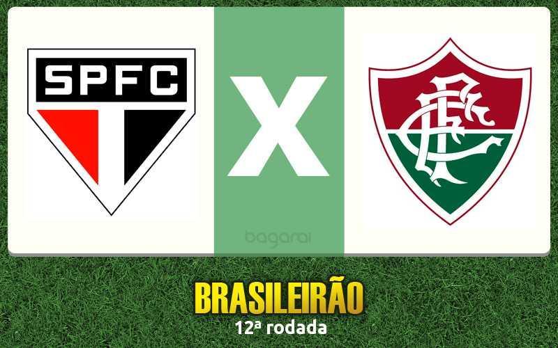 Brasileirão 2016: São Paulo FC ganha do Fluminense, Resultado do jogo