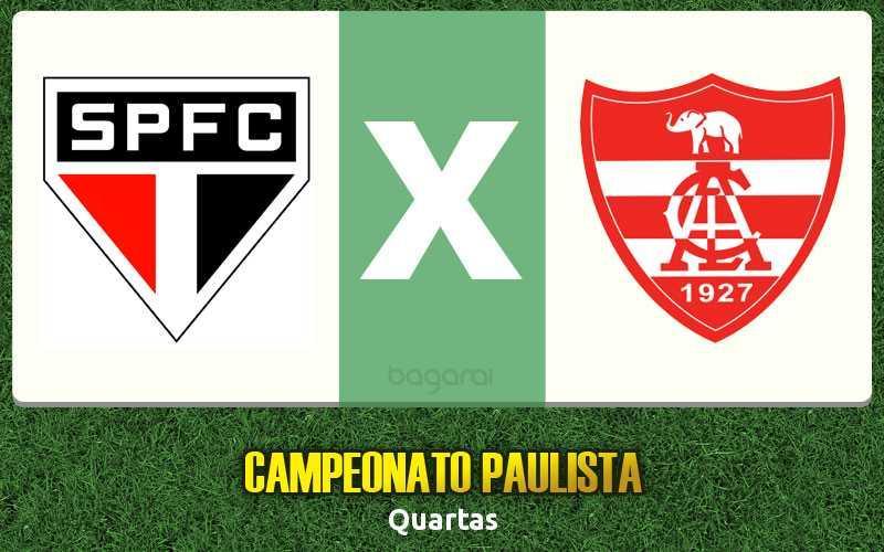São Paulo FC está na semifinal do Campeonato Paulista de 2017