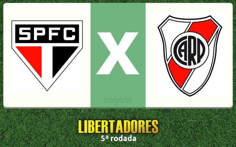 Resultado do jogo: São Paulo vence River Plate pela Libertadores 2016