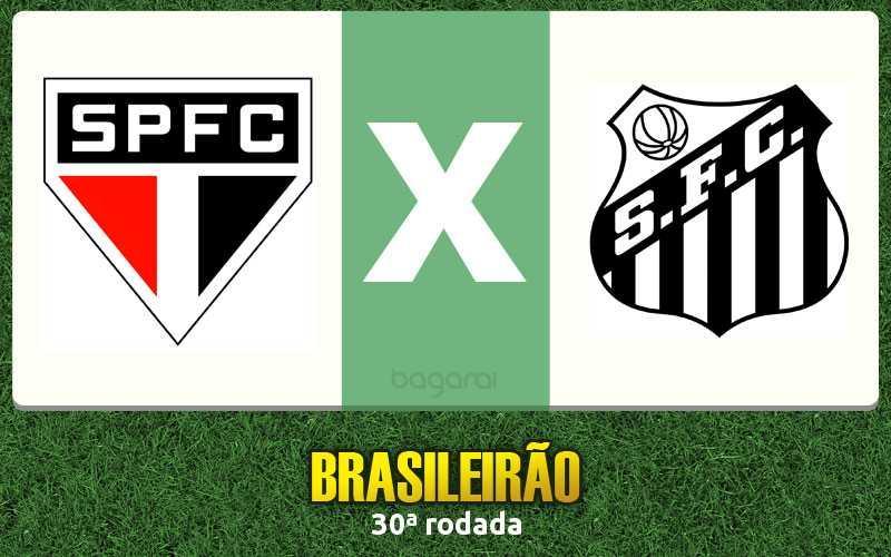 Santos ganha do São Paulo FC pelo Campeonato Brasileiro 2016