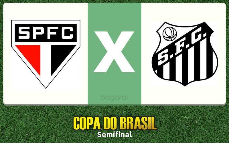 Santos FC ganha do SPFC pela Copa do Brasil 2015, Resultado do jogo