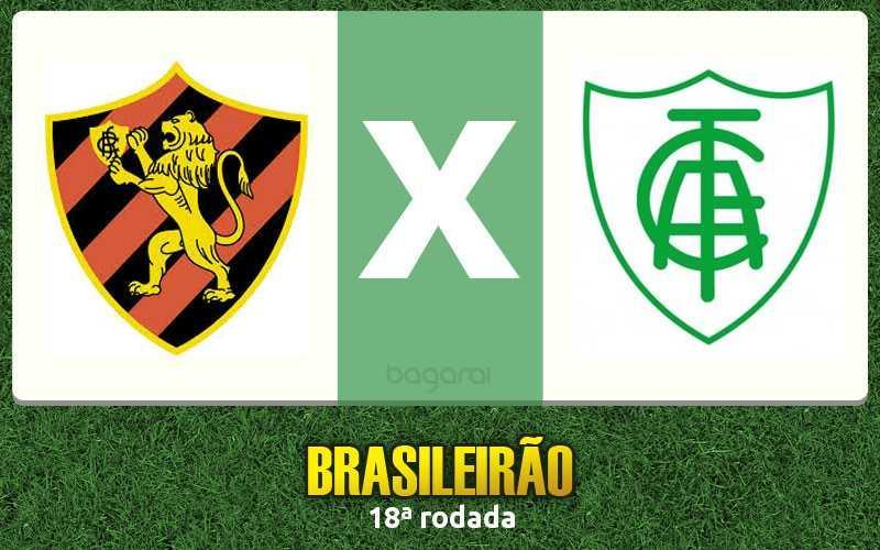 Sport e América-MG empatam pelo Campeonato Brasileiro 2016