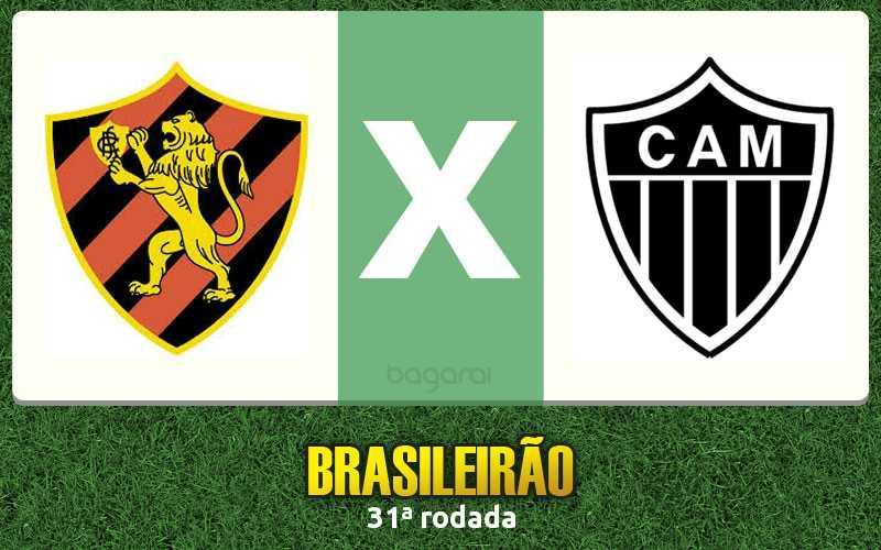 Resultado do jogo: Sport goleia Atlético Mineiro pelo Brasileirão 2015