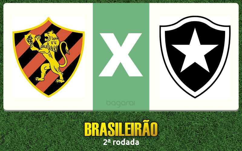 Brasileirão 2016: Sport e Botafogo ficam no empate pela 2ª rodada