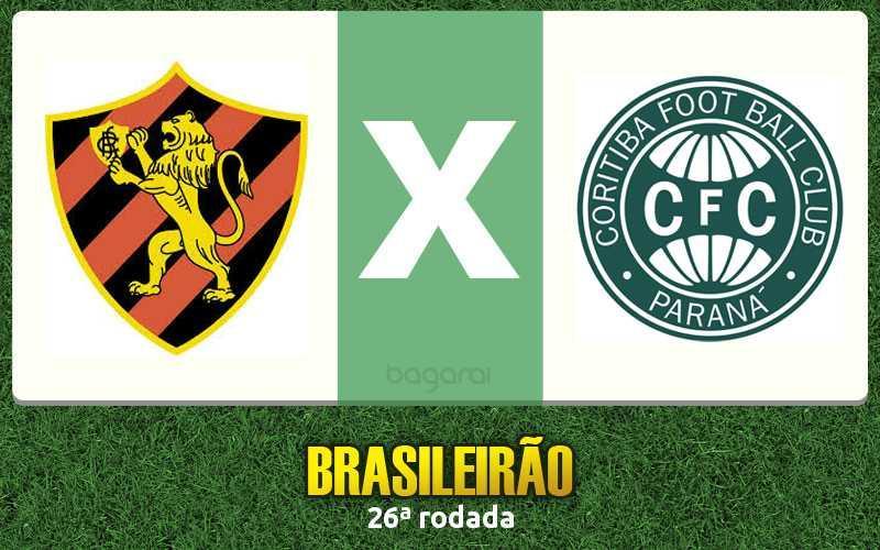 Brasileirão 2016: Coritiba vence Sport por 1 a 0