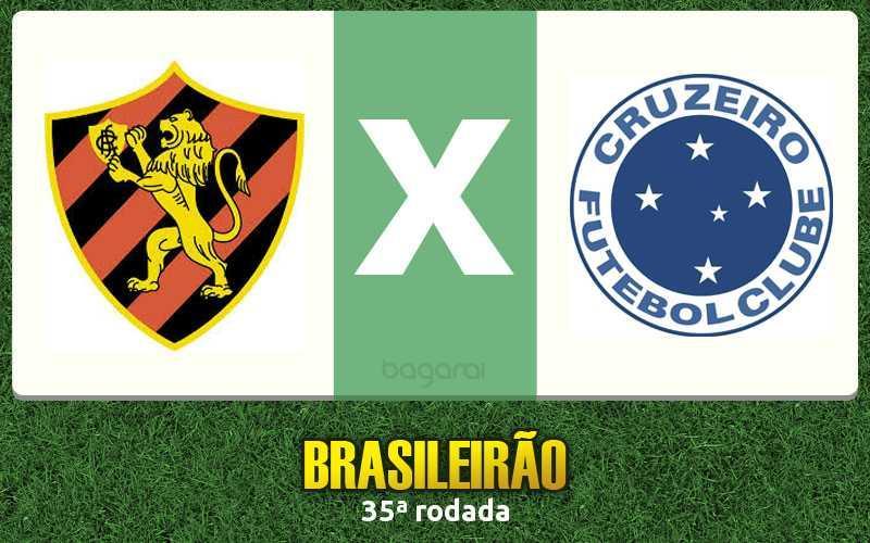 Brasileirão 2016: Cruzeiro vence Sport pela 35ª rodada