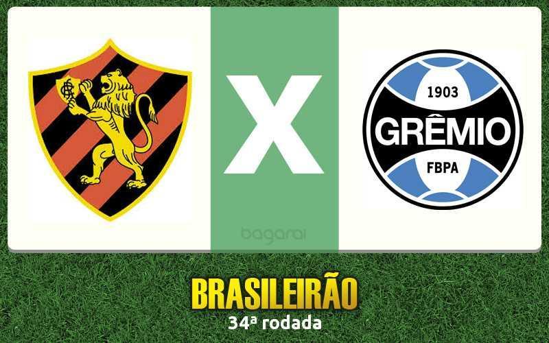 Resultado do jogo: Sport venceu o Grêmio pelo Brasileirão 2015