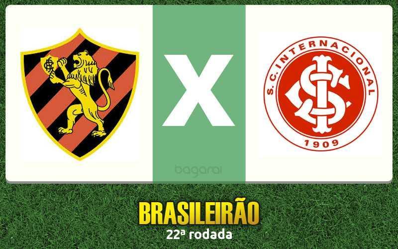 Brasileirão 2016: Sport e Internacional ficam no 1 a 1