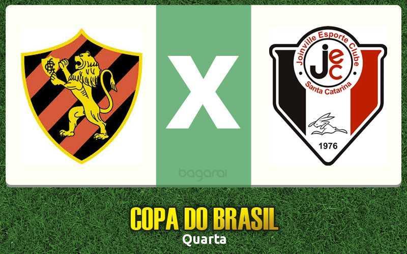 Copa do Brasil 2017: Sport vence Joinville