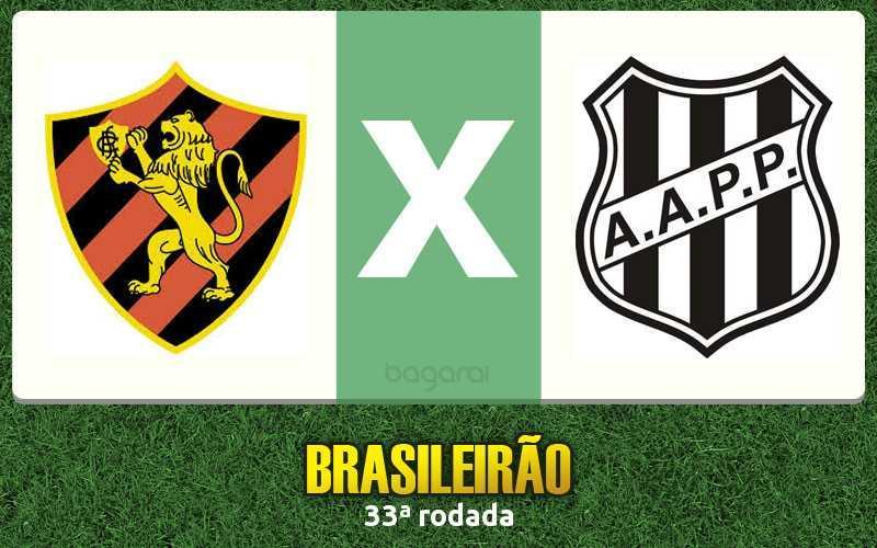 Sport vence Ponte Preta pelo Brasileirão 2016 por 1 a 0