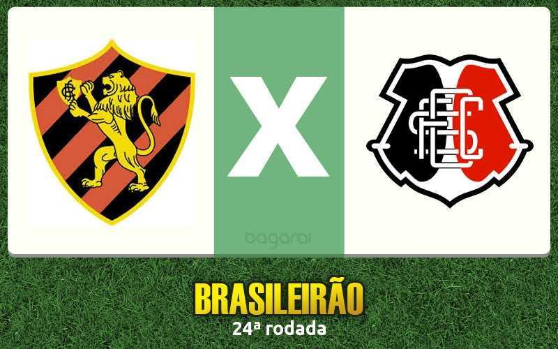 Brasileirão 2016: Sport goleia Santa Cruz por 5 a 3