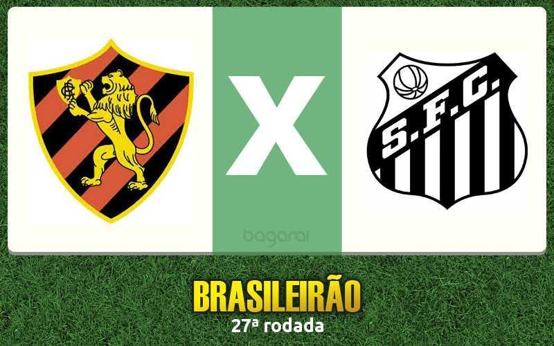 Brasileirão 2016: Sport vence Santos por 1 a 0