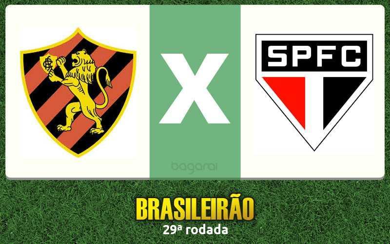 Brasileirão 2016: Sport e São Paulo FC ficam no 1 a 1 pela 29ª rodada