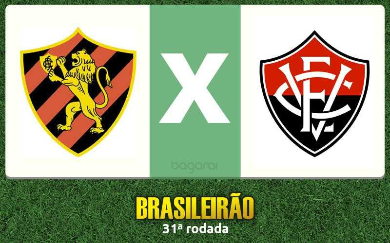 Brasileirão 2016: assistir Sport marca e vence Vitória