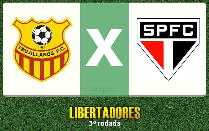 Trujillanos e São Paulo FC empatam pela Libertadores 2016