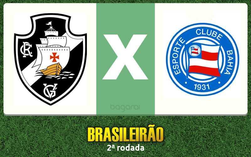 Brasileirão 2017: Vasco da Gama ganha do Bahia por 2 a 1