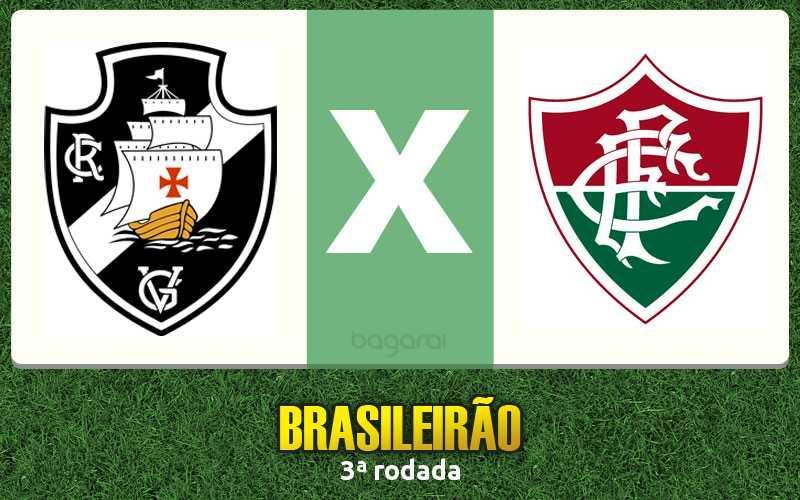 Brasileirão 2017: Vasco da Gama vence Fluminense pela 3ª rodada